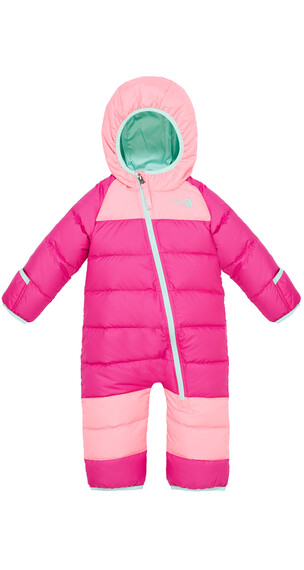 The North Face Infant LIL' Snuggler Down Bunting Luminous Pink